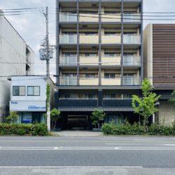 神宮丸太町駅徒歩7分 鴨川と大文字山に挟まれた息を深く吸いたくなる環境 美しい京都を堪能しながらギャラリーなどの文化体験も