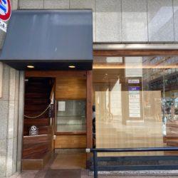 2階への入口玄関